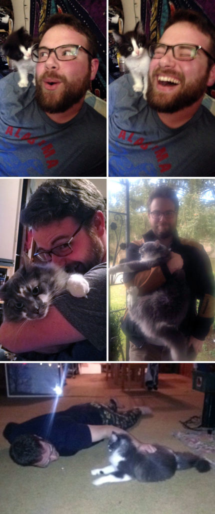 people who didn't want cats